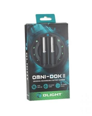 Olight Omni-DOK Universal Battery Charger