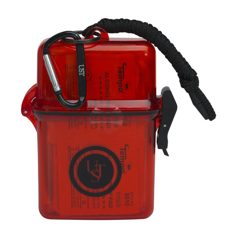Watertight First Aid Kit 1.0, Red