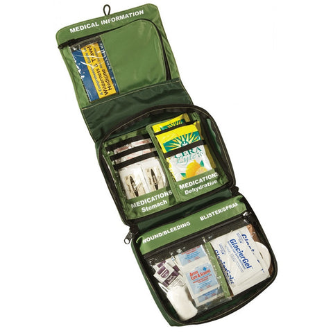 Adventure Medical World Travel First Aid Kit 1-4 People