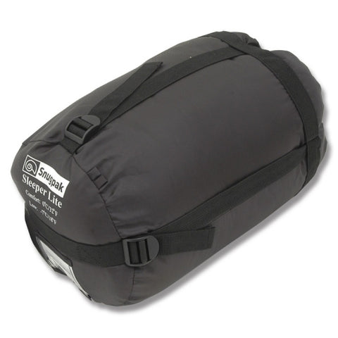 Snugpak Sleeper Lite Black RH Zip Sleeping Bag