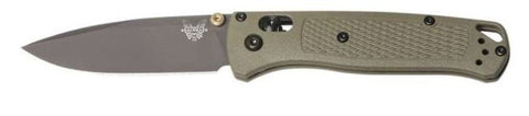 Benchmade Bugout 535GRY-1 Folding Knife 3.24in Blade S30V Steel