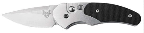 Benchmade 3150 Impel Automatic Knife 1.98in Satin Blade S30V Steel