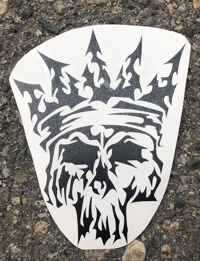Die-Cut Vinyl Decals