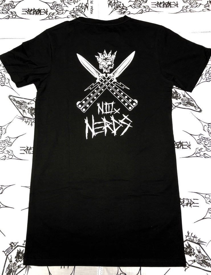 No Nerds Tee