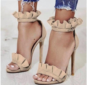 Origami Stiletto Beige