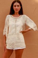 Sherrie Lace Top