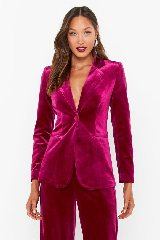 The Jagger Blazer