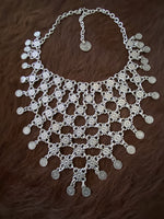 Aysun Turkish Silver Necklace