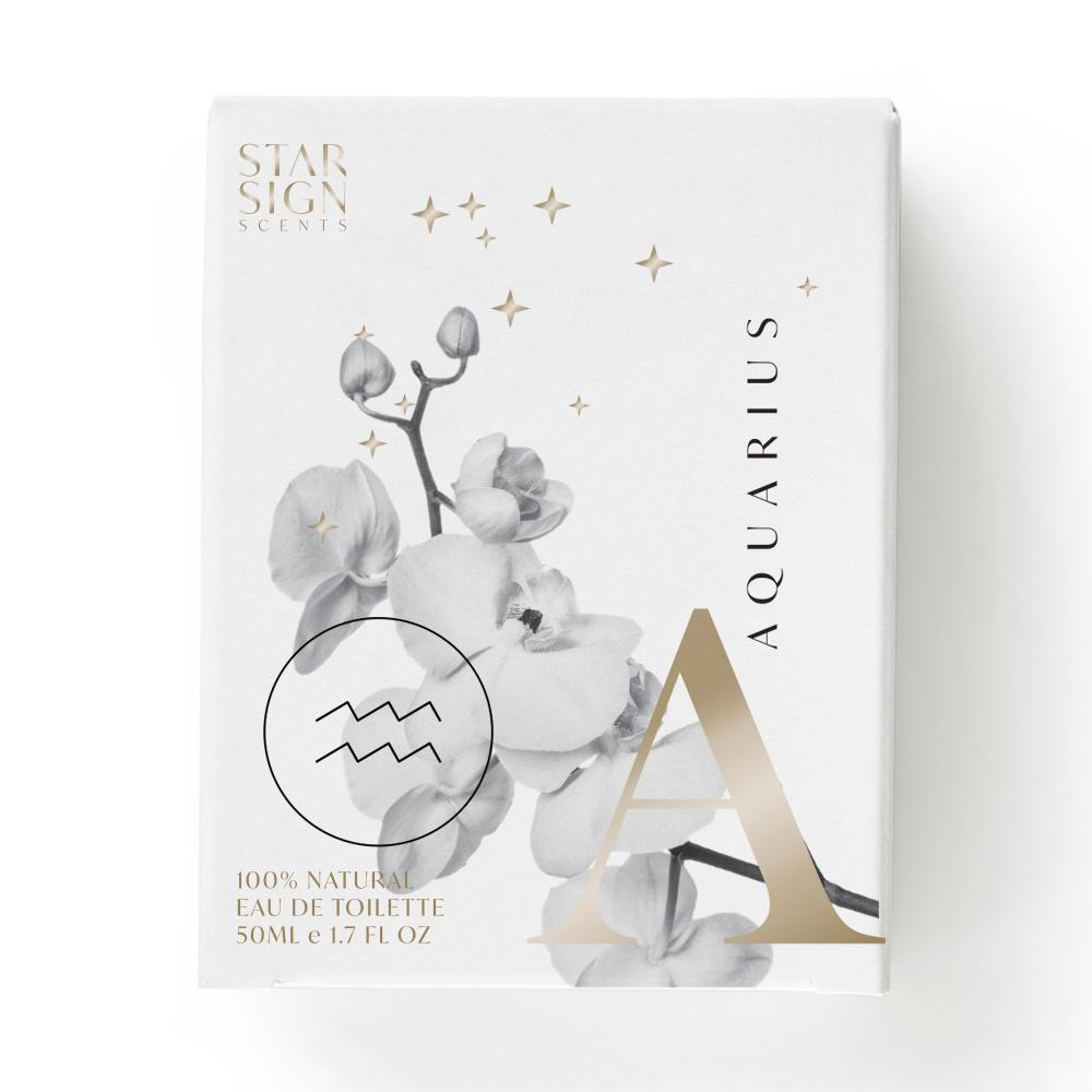 Aquarius - Star Sign Scents