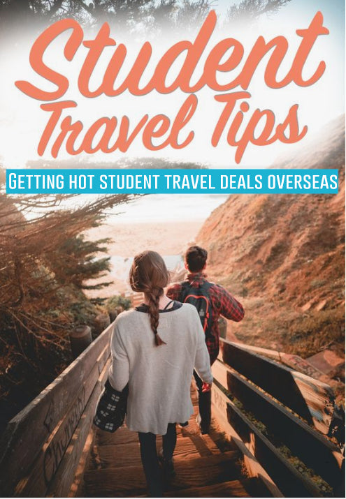 GETTING HOT STUDENT TRAVEL DEALS