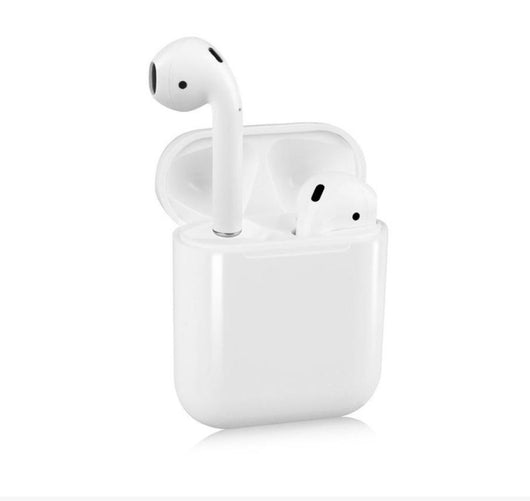 White Pods For iPhones & Androids