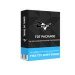 TDT INFLUENCER PACKAGE