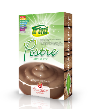Postre-de-Chocolate-con-Stevia-Trini-The-Gourmet-Market-Co