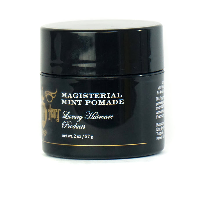Magisterial Mint Pomade