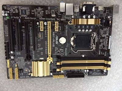 For ASUS H87-Plus Motherboard Socket 1150 ATX - ebowsos