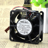 For Original Japan NMB 2410ML-05W-B69 6025 24V 0.17A Inverter Cooling Ball Fan - ebowsos