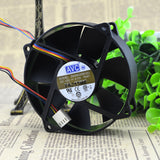 For AVC 9cm CPU fan CPU radiator 0.7A high air volume PWM temperature control speed regulation DA09025B12U - ebowsos
