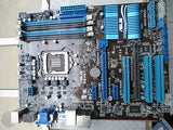 For ASUS P8H67-V Sockel 1155 Intel H67 USB 3.0 HDMI DDR3 motherboard - ebowsos
