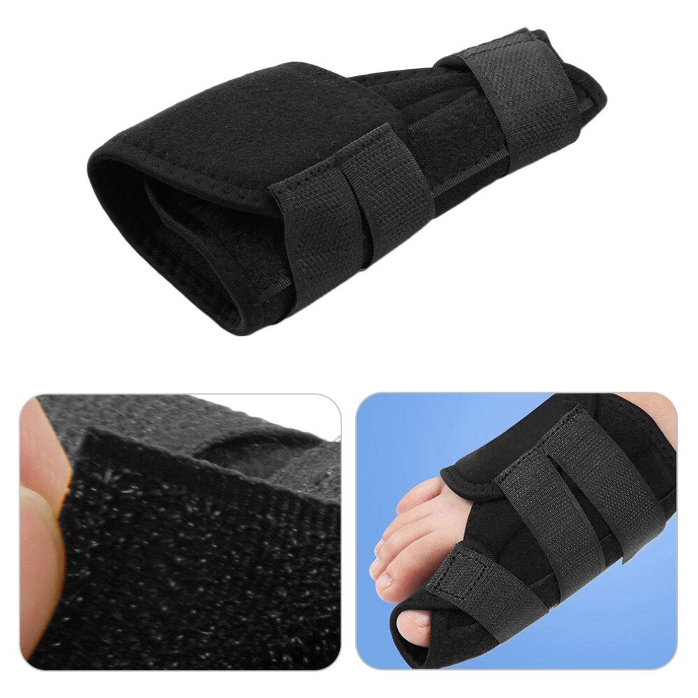 1 Pair Soft Bunion Corrector Toe Separator Splint Correction Medical Hallux Valgus Foot Care Pedicure Health Care Orthotics Tool - ebowsos