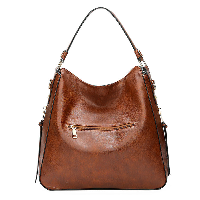 Women handbags women shoulder bag large tote bags hobo soft leather ladies crossbody messenger bag for women - ebowsos