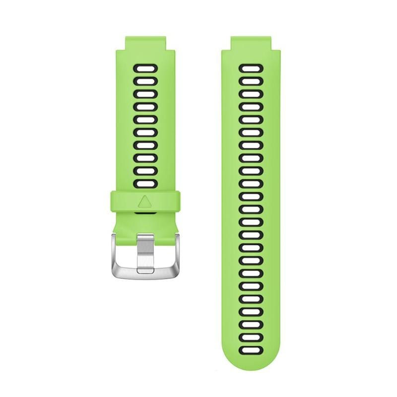 1Pc Soft Silicone Adjustable Watch Band Bracelet Watchstrap for Garmin Forerunner 735XT 620 630 Wrist Strap Replacement Bracelet - ebowsos