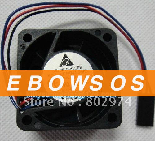 Free shipping Delta 4020 EFB0405MD 5V 0.24A Cooling Fan - ebowsos