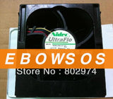 Free shipping NIDEC 8038 H80E12BS1A7-07 12V 1.76A For PowerEdge R900 MK895 KK980 D75469-002 07WW14 Cooling Fan - ebowsos