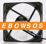 Cooler Master 12025 AA225-15RB-4AN-F1 DF1202505RFHN 5V 0.32A with LED Computer case,Cooling Fan - ebowsos
