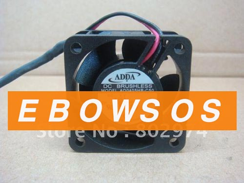 DC Brushless ADDA 40*20mm 5V Cooling Fans - ebowsos