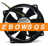Foxconn 9025 PV902512P 12V 0.4A 4wire Graphic card Fan,VGA Fan,CPU Cooler Fan,Computer Fan,Cooling Fan - ebowsos