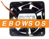 NMB 6025 2410ML-05W-B60 24V 0.17A CPU Cooler Fan,Server Fan,Cooling Fan - ebowsos