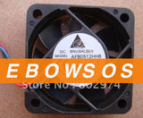 Free shipping Delta 5015S AFB0512HHB F00 12V 0.2A High Speed Fan,HDD Fan,Computer case fan,CPU Cooler Fan,Cooling Fan - ebowsos