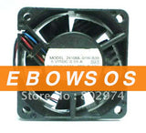 NMB 6025 2410ML-01W-B39 5V 0.59A DC Brushless Fan,Cooling Fan - ebowsos