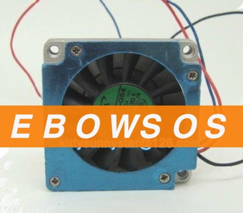Free shipping ADDA 3507 AB3505HX-QB6 5V 0.20A DC Blower Fan,Server Fan,Cooling Fan - ebowsos