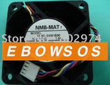 Free shipping NMB 60x38mm 2415KL-04W-B86 12V 1.65A For Dell PowerEdge 2850 Server Fan - ebowsos
