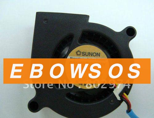SUNON 5020 12V 1.0W GB1205PKV3-8AY  maglev dc Blower Fan,Notebook CPU Cooler Fan,Cooling Fan - ebowsos