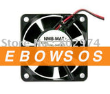 NMB 6025 2410ML-04W-B30 12V 0.16A Cooling Fan - ebowsos