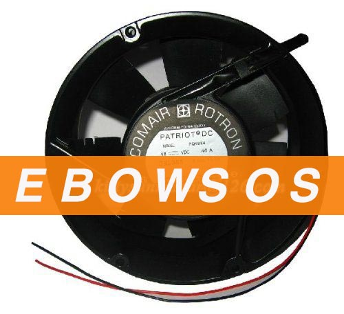 ComairRotron PQ4BB4 48V 0.46A Motor Fan,Blower Fan,Cooling Fan - ebowsos