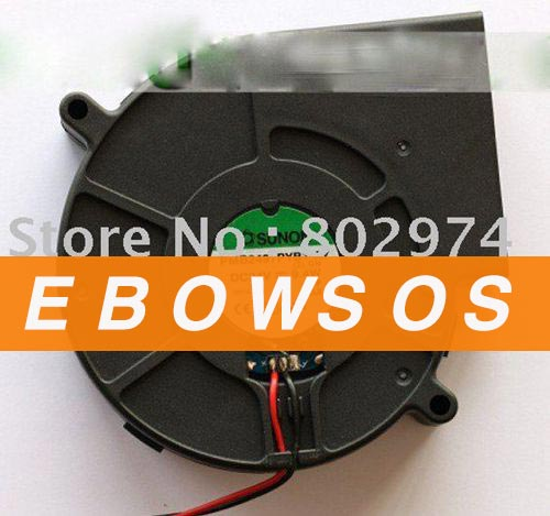 SUNON PMB2497PYB1-AY 24V 9.4W Blower Cooling Fan - ebowsos
