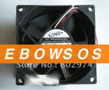 ADDA 8032 AD0812UB-Y53 12V 0.38A server fan Cooling Fan - ebowsos