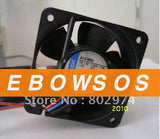 ebmPAPST 6025 614 NGH 24V 110mA 2.6W 2Wire Cooling Fan - ebowsos