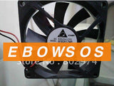 Free shiping Delta 8015 AFB0812MB 12V 0.17A 3Wire Cooling Fan - ebowsos