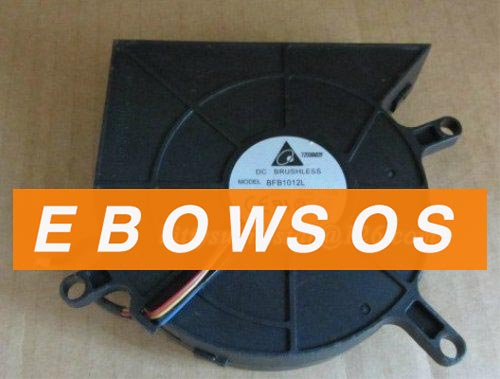 Delta BFB1012L 12V 0.48A DC Centrifugal Blower Fan,Server Fan,Cooling Fan - ebowsos