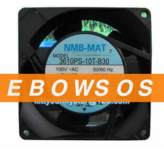for NMB 3610PS-10T-B30 9225 13//10W 100V 50//60HZ Cooling Fan
