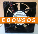 NMB 9232 3612KL-05W-B56 24V 0.32A 4Wire Cooling Fan - ebowsos