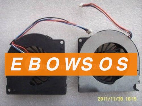 Notebook CPU Cooler Fan For ASUS K72 K72JR K72F K42JT K72JU K42F A72J Cooler Fan,Cooling Fan - ebowsos