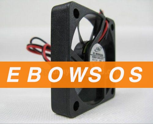 ADDA 5010 AD0512MS-G70 12V 0.07A Cooling Fan - ebowsos