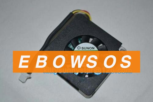 SUNON GB0535AEV1-8 5V 0.6W 3Wire Notebook CPU Cooler Fan,Cooling Fan - ebowsos