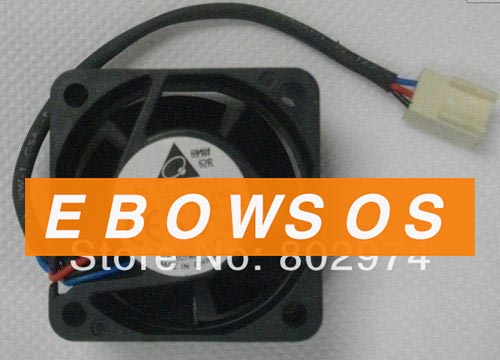 Free shipping Delta 4020 EFB0412MD R00 12V 0.1A 3Wire Cooling Fan - ebowsos