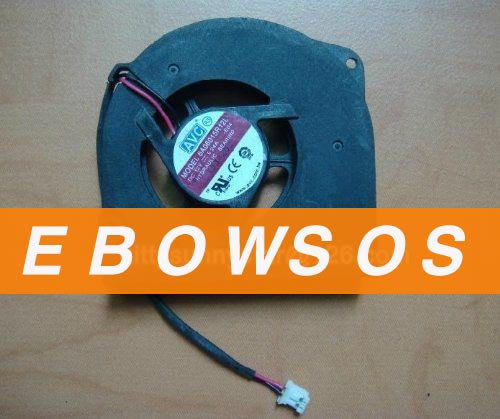 AVC 60x60x15mm BA06015R12L 12V 0.24A 2Wire Cooling Fan - ebowsos